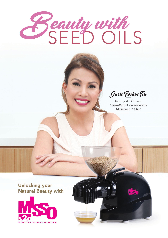Juris Beauty with Seed Oils Brochure