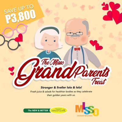 Grand Parents Treat
