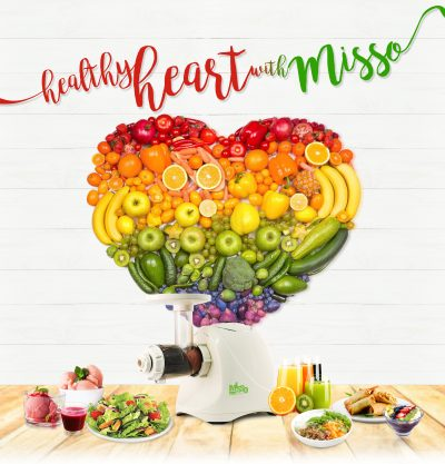 healthy heart with Misso