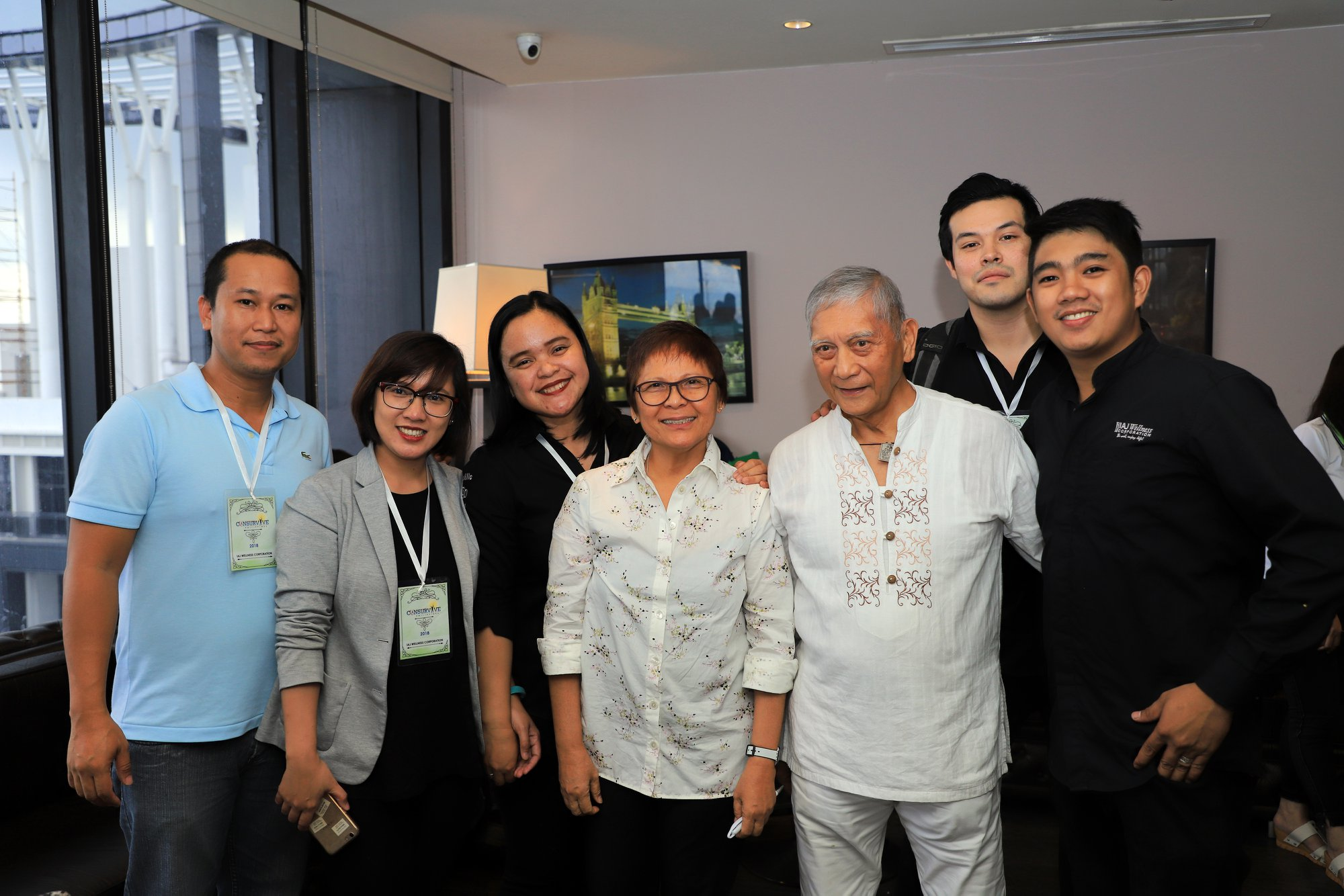 with Dr. Gonzales