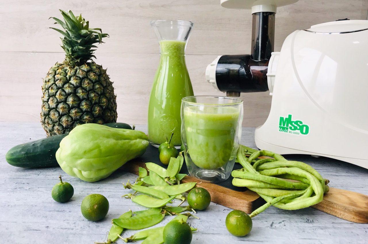Green Delight Juice