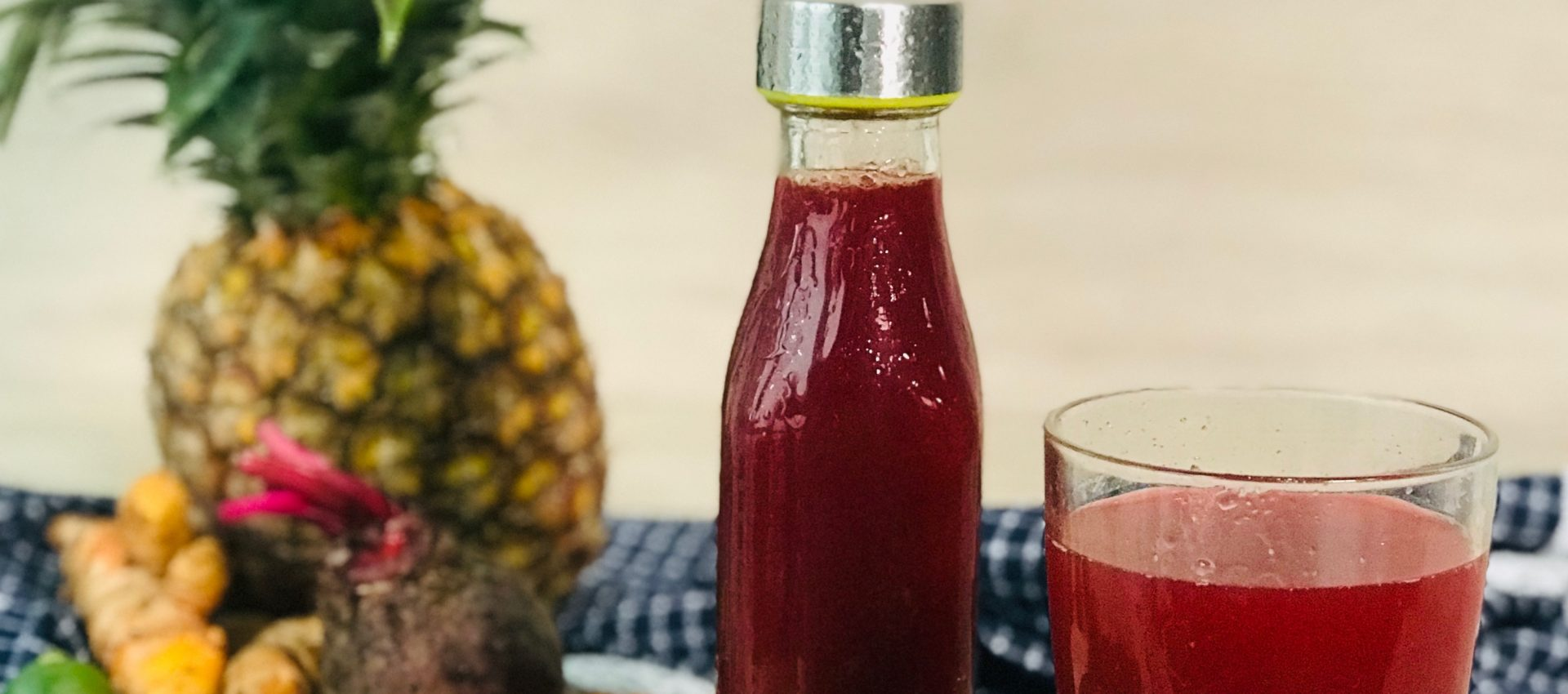 Fountain of Youth Juice