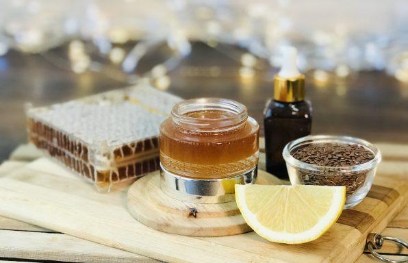 Honey Flax Oil Moisturizer